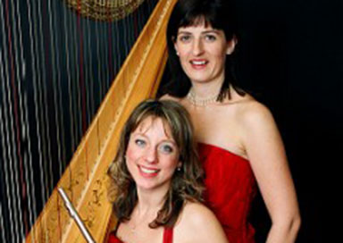 The Hatfield Harp & Flute Duo picture