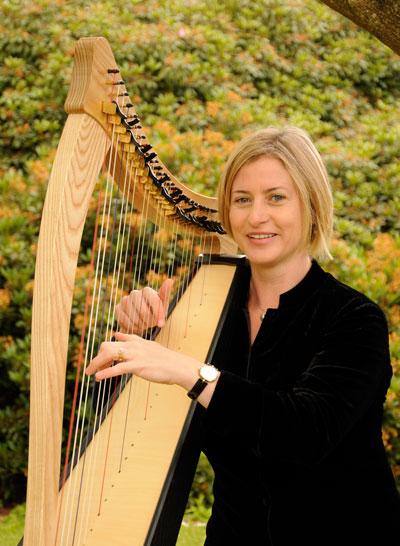 Emma Pullin  - Harpist