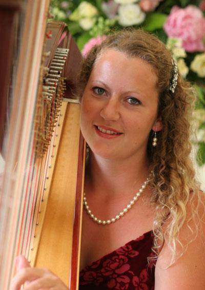 Linda North - Harpist