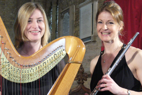 The Bristol Flute & Harp Duo - Flute and Harp Duo