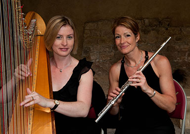 The Bristol Flute & Harp Duo picture