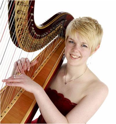 Elizabeth Pleasence - Harpist