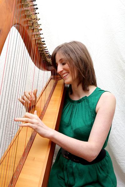 Marcia Summers - Celtic Harpist