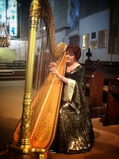 Victoria Watts - Harpist