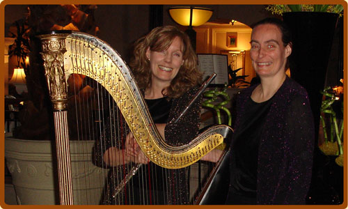 The Allestri Duo - Flute and Harp Duo