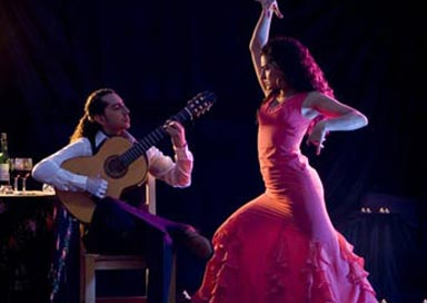 Pasión Flamenco Duo - Flamenco Dancer and Guitarist