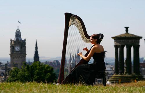 Anna Hezska - Wedding Harpist