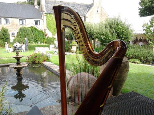 Mary Frances - Harpist