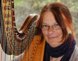 Mary Frances - Harpist