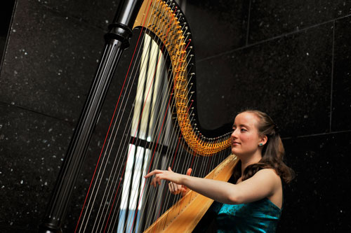 Jill Summers - Harpist & Singer