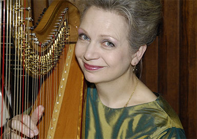 Jane the Harpist - Harpist