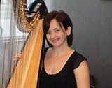 Bianca Cross - Harpist