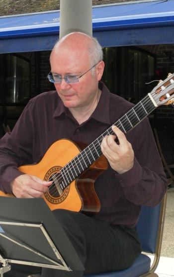 Neil Burley - Instrumental Guitarist