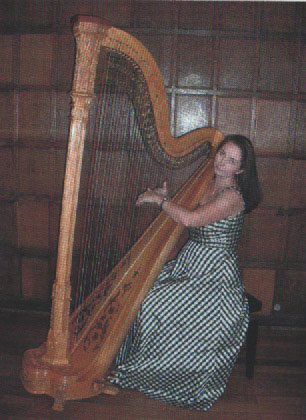 The Kent Wedding Harpist - Harpist