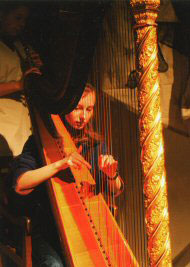Fran McGuiness - Harpist