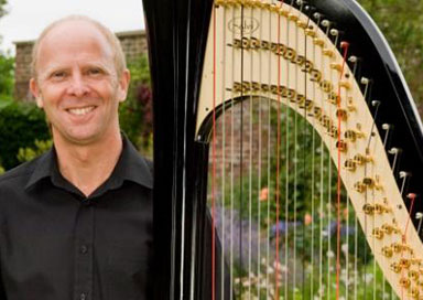 Gerald North - Harpist
