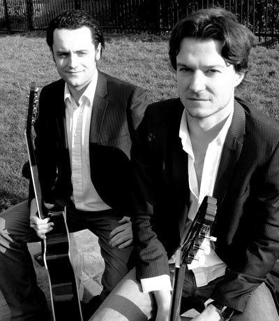 Magic Guitars - Jazz Guitar Duo