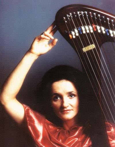 Gabriella McGee - Harpist & Singer