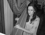 Abigail Homes - Harpist