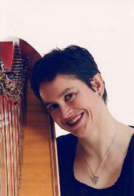 Kate Marshall - Harpist
