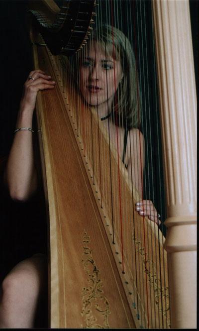 Jolene Collins - Harpist