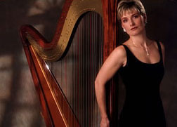 Gloria Welton - Harpist