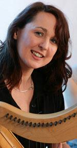 Stacey Carlow - Harpist