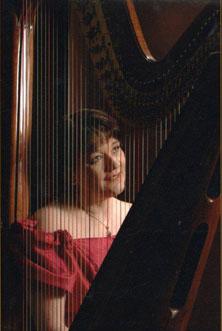 Bronwen Yates - Harpist