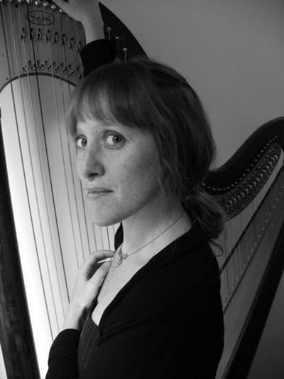 Kirstin Yately - Harpist