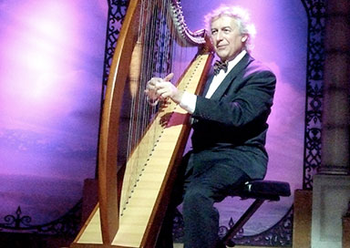 James Dawlish - Harpist