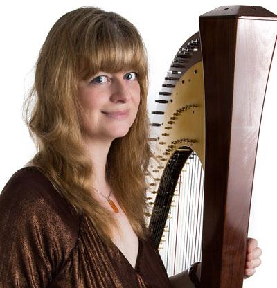 Patricia Thomas - Harpist & Singer