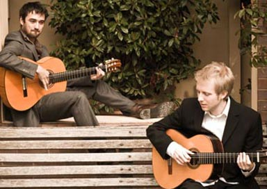 Latino Django - Flamenco, Latin & Gypsy Swing Guitar Duo