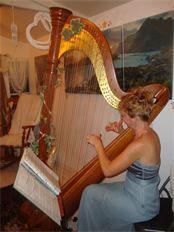 Lucy Fennick - Harpist
