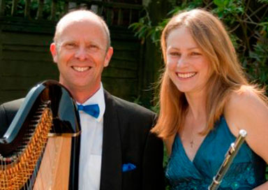 The Kent Harp & Flute Duo picture