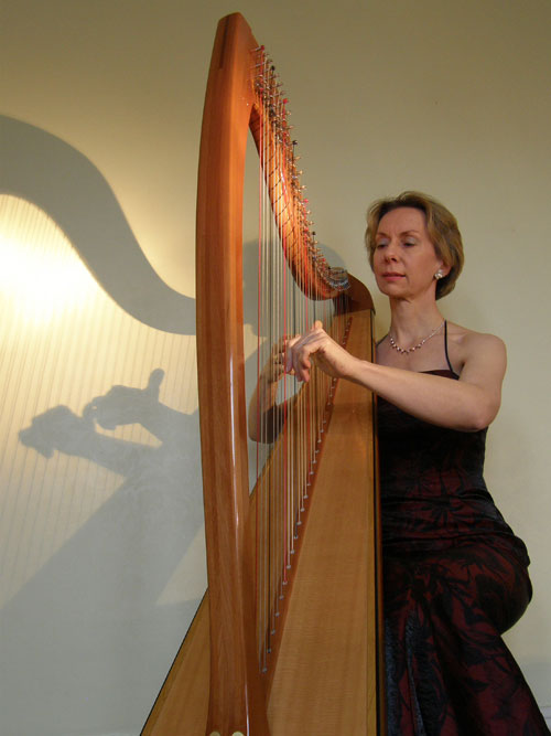 Emma Christian - Harpist