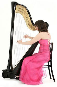 Ruby Paul - Harpist