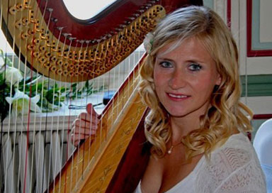 Kate the Harpist - Harpist