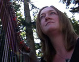 Maria Garret - Scottish Harpist