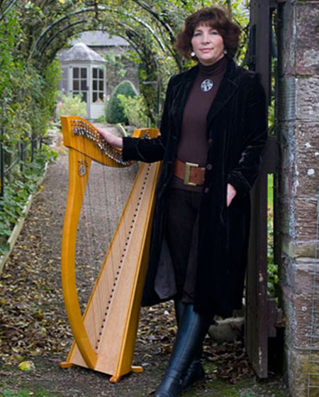 Beth Milton - Scottish Harpist