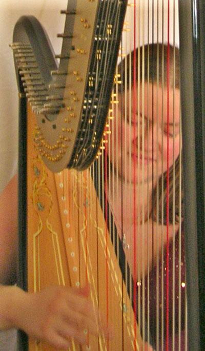 Ruth Barnett - Harpist