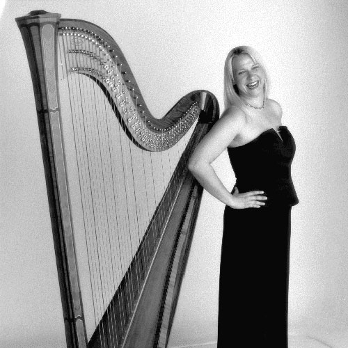The Lancashire Wedding Harpist - Harpist