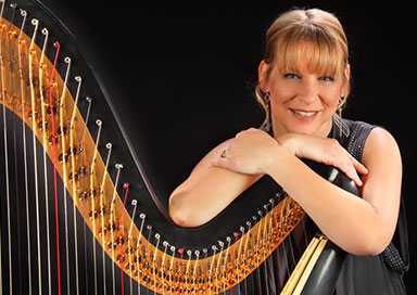 The Lancashire Wedding Harpist - Harpist