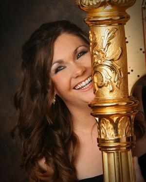 Helen Wilding - Harpist