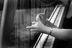 Mary Manley - Harpist