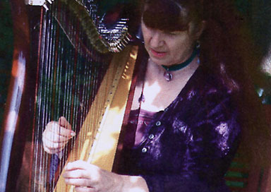 Mary Jenkins - Celtic Harpist