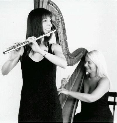The Serenade Duo - Flute & Harp Duo