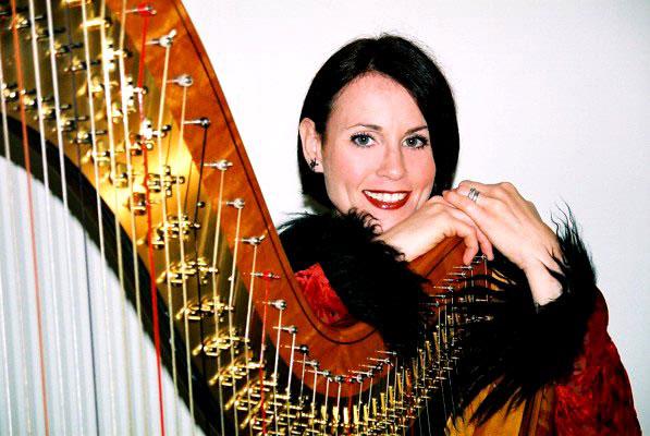 Susan Arnold - Harpist