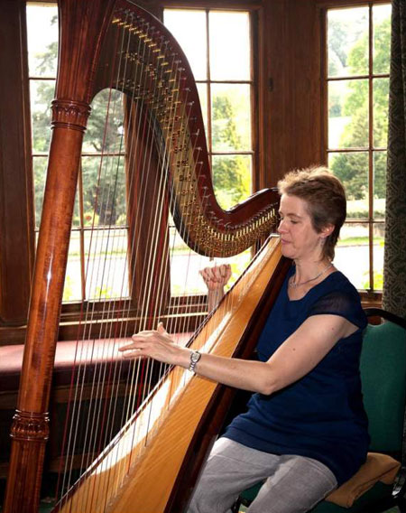 Mary Chester - Bollywood Harpist