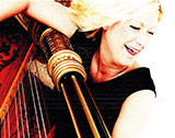 Anne Applin - Harpist