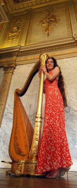 Eleanor Smith - Harpist